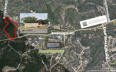San Antonio Residential Lots & Land New: 1112 Cielo Vista