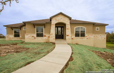 Canyon Lake Single Family Home Price Change: 210 Cypress Creek