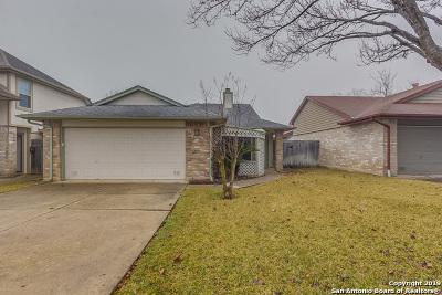 San Antonio Single Family Home New: 6307 Wenzel Rd