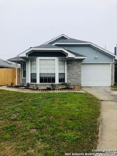 San Antonio Single Family Home New: 6311 Candlecrest Ct
