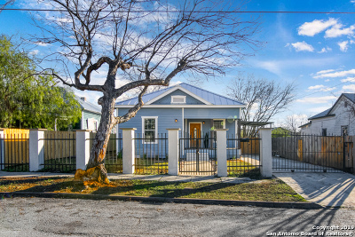 San Antonio Single Family Home New: 1110 Wyoming St