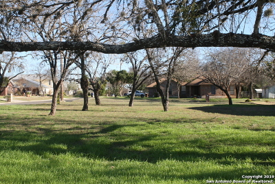 San Antonio Residential Lots & Land New: 7727 Linkside St