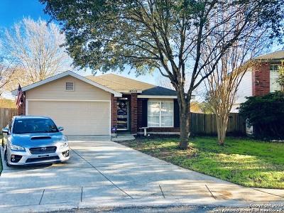 San Antonio Single Family Home New: 10510 Tiger Way