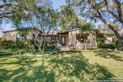 San Antonio TX Single Family Home Price Change: $295,000