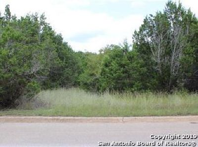 New Braunfels Residential Lots & Land New: 27332 Felswand Pkwy