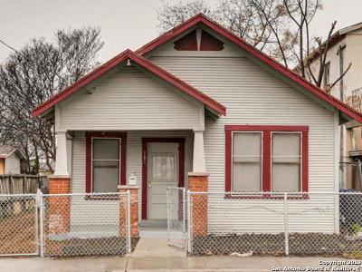 San Antonio TX Single Family Home New: $89,000