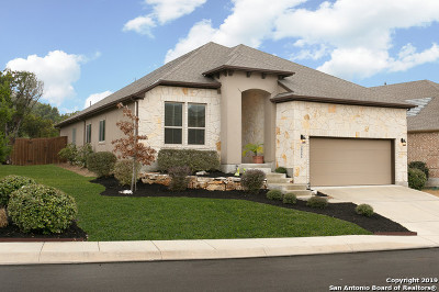 San Antonio Single Family Home New: 28506 Willis Ranch