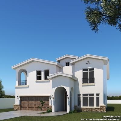 San Antonio Single Family Home New: 139 Westcourt Ln