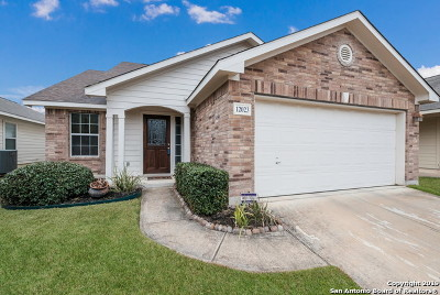 San Antonio Single Family Home New: 12023 Mill Pne