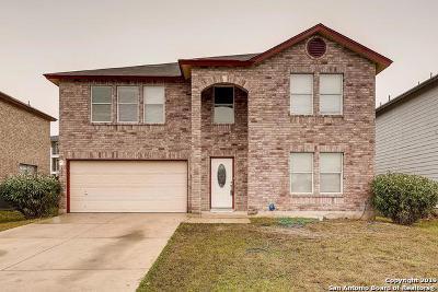 San Antonio Single Family Home New: 5506 Burton Farm