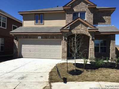 Helotes Single Family Home For Sale: 9627 Bricewood Tree