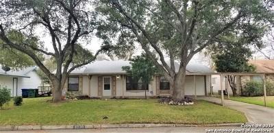 San Antonio Single Family Home New: 4038 Willow Green Dr
