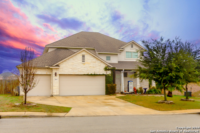 New Braunfels Single Family Home New: 2061 Castleberry Ridge
