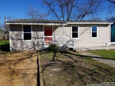 San Antonio Single Family Home New: 535 W Hermosa Dr