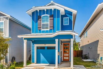 San Antonio Single Family Home New: 509 Elmhurst Ave