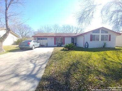 San Antonio TX Single Family Home New: $123,000