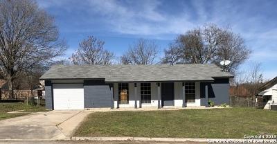 Live Oak Single Family Home New: 7609 Marigold Trace St