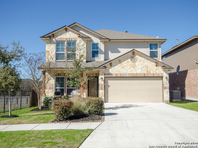 San Antonio Single Family Home New: 6727 Briscoe Mill