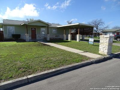 San Antonio TX Single Family Home New: $159,900