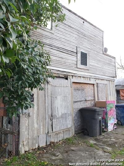 San Antonio TX Single Family Home New: $73,500
