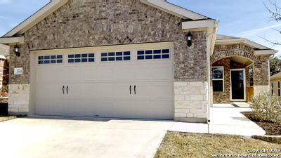 San Antonio Single Family Home New: 3518 Grant Rapids