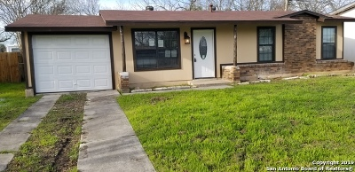 Universal City Single Family Home Active Option: 509 W Lindbergh Blvd