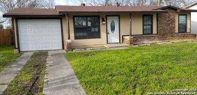 Universal City Single Family Home Active Option: 509 W Lindbergh Blvd