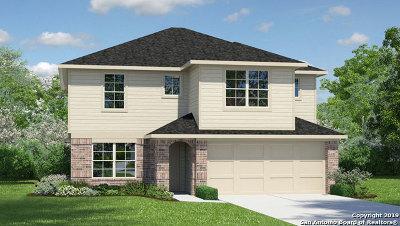 San Antonio Single Family Home New: 7435 Equinox Corner
