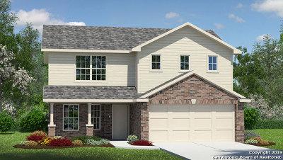 San Antonio Single Family Home New: 7407 Equinox Corner
