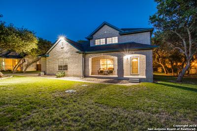 San Antonio Single Family Home Active Option: 26520 White Eagle Dr