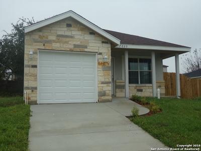 San Antonio Single Family Home New: 7035 Hallie Ridge