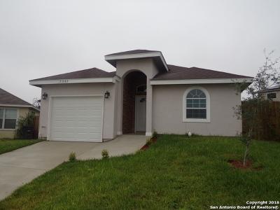 San Antonio Single Family Home New: 7047 Hallie Ridge