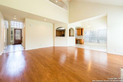 San Antonio Single Family Home New: 27014 Trinity Heights