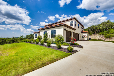 San Antonio Single Family Home New: 22603 Tess Valley