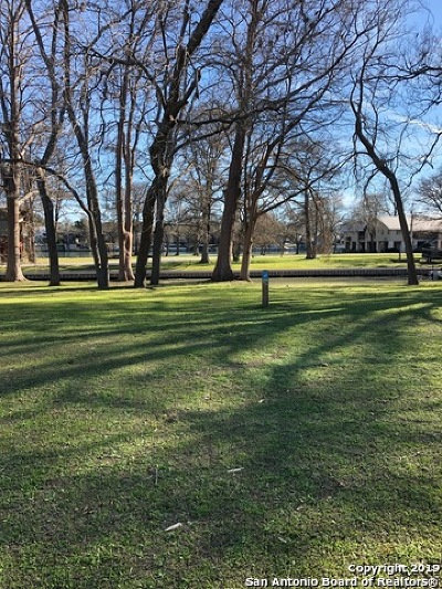 Guadalupe County Residential Lots & Land Back on Market: 108 Cypress Way