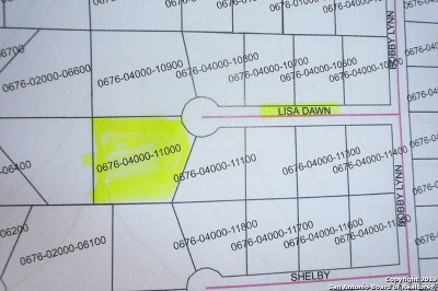 Wilson County Residential Lots & Land New: 117 (2-Acres) Lisa Dawn Dr