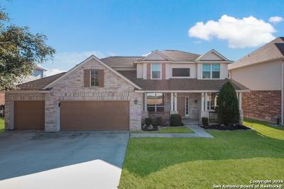 Helotes Single Family Home Active Option: 10638 Ashwell