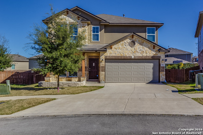 San Antonio Single Family Home New: 7018 Ozona Cove