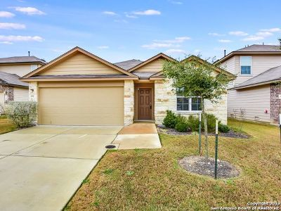 Boerne Single Family Home New: 152 Jolie Circle
