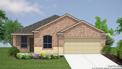 New Braunfels Single Family Home New: 2219 Flintshire Dr