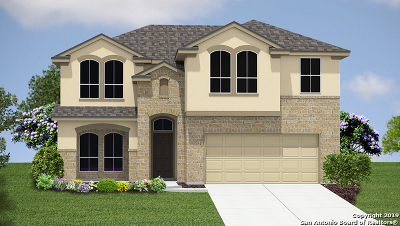 New Braunfels Single Family Home New: 2215 Flintshire Dr