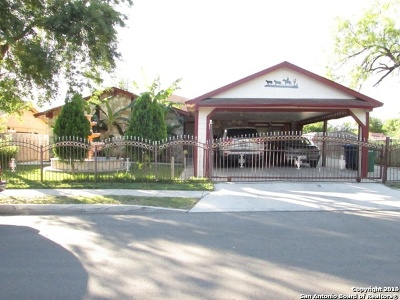 San Antonio Single Family Home New: 5223 Gray Buffalo Dr