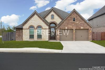 San Antonio Single Family Home New: 14393 Palomino Pl