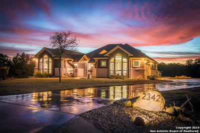 New Braunfels TX Single Family Home New: $459,900