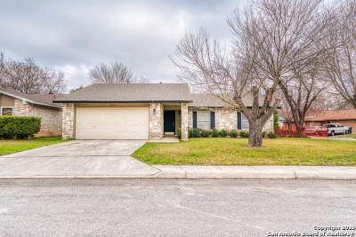 San Antonio Single Family Home New: 8203 Lewiston St