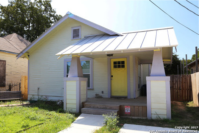 Single Family Home Price Change: 1014 Burnet St