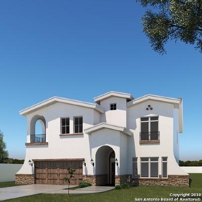 San Antonio Single Family Home New: 24414 Canyon Row