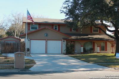 San Antonio Single Family Home New: 5835 Royal Hvn Royal Hvn