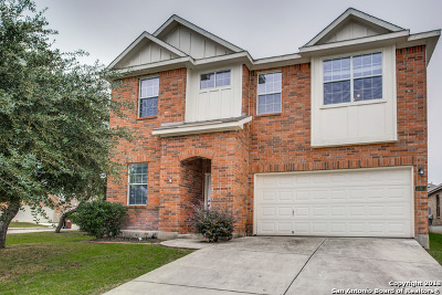 San Antonio Single Family Home New: 13910 Caprese Hill