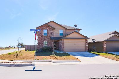 San Antonio Single Family Home New: 12002 Sapphire River